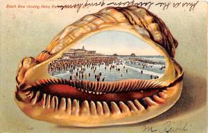 Heinz Pier, Atlantic City, NJ USA 1908