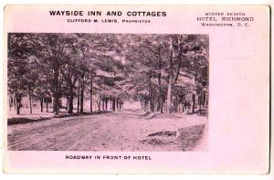 Wayside Inn & Cottages, Washington DC