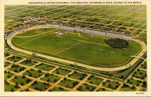 IN - Indianapolis. Indianapolis Motor Speedway