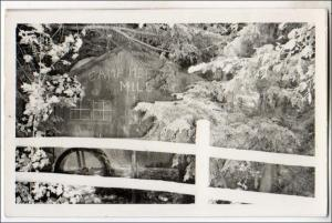 RPPC, Camp in Maine? Mill ?