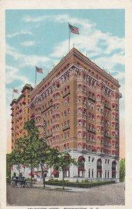 WASHINGTON D. C., 1900-10s; Arlington Hotel