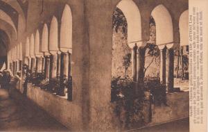 Amalfi , Italy , 00-10s ; Chiostro gotico-bizantino del 1200 dell'Hotel Luna