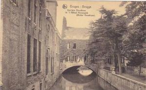 Belgium Bruges Derriere Gruuthuse In 't Alfred Ronsepark