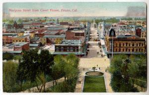 Mariposa St. Court House, Fresno CA