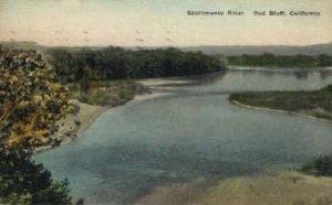 Sacramento River - Red Bluff, CA