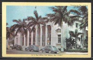 Florida, Fort Meyers - Post Office - [FL- 448]