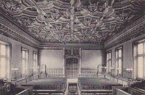 France Rouen Salle de la Cour d'Assissi