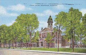 Court House Menominee Michigan