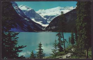 Lake Louise Alberta Canada Postcard BIN