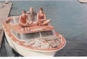 Fishing Results , Horsefly Lake , HORSEFLY , B.C. , Canada , 1950-60s