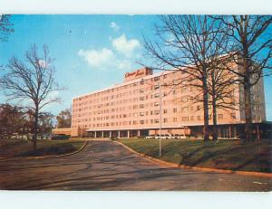 Unused 1950's CLEMSON HOUSE HOTEL Clemson South Carolina SC Q5200