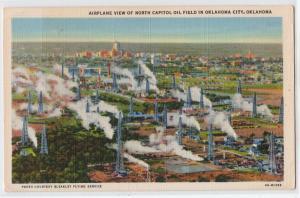 North Capitol Oil Field, Oklahoma City OK