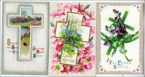 3 - Easter Cards with Crosses