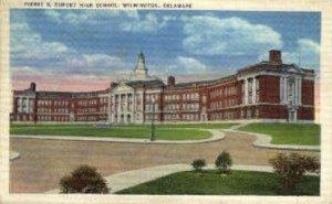 Pierre S. Du Pont High School - Wilmington, Delaware DE