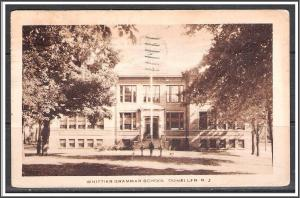 New Jersey, Dunellen Whittier Grammar School - [NJ-088]