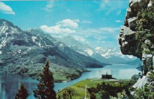 Canada Waterton Valley In Waterton Lakes National Park Alberta