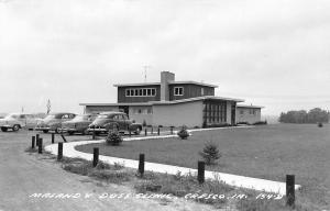 Cresco Iowa~Drs Maland & Doss Clinic~1950s Postcard RPPC
