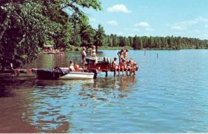 LUTHER PARK BIBLE CAMP CHETEK, WI adventure in Christ