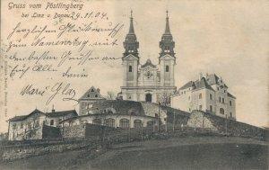 Germany Gruss vom Pöstlingberg bei Linz a Donau 03.32