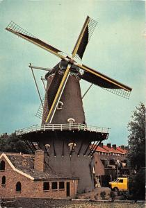 BT1198 moulin a vent windmill mill windkorenmoulen de kroon arnhem netherlands