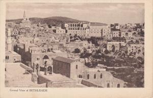 BETHLEHEM, Jordan, 1900-1910´s; General View Of Bethlehem