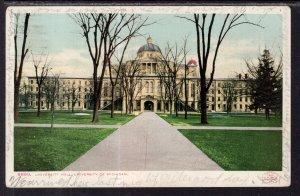 University Hall,University of Michigan,Flint,MI BIN