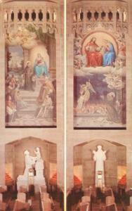 St. Peter's Church, Chicago, Illinois unused Postcard