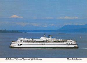 British Columbia Ferry Corporation Queen Of Esquimalt