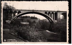 LUXEMBOURG, PU-1938; Pont Adolphe