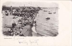 Southsea Beach, Boats, Portsmouth (Hampshire), England, UK, 1900-1910s