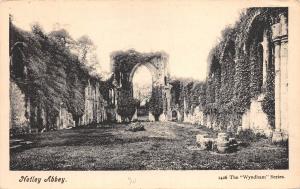 BR64995 netley abbey    uk
