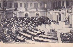 The House Of Representatives Washington D C