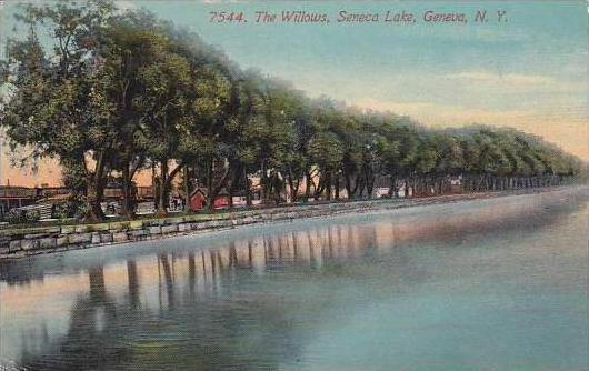 New York Geneva The Willows Seneca lake