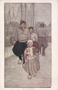 NETHERLANDS, 1900-10s; De Schepen