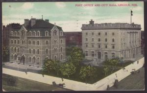 Post Office and City Hall,Lincoln,NE