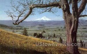Mt Hood, OR, Oregon Mt Hood OR Unused
