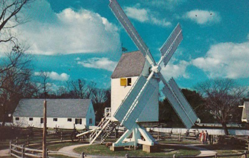 Virginia Williamsburg Robertson's Windmill