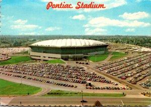 Michigan Detroit Pontiac Stadium