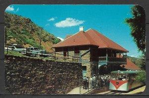 Colorado, Manitou Springs - Cog Train - [CO-362]