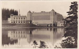 RP, Chateau, Lake Louise, Alberta, Canada, 1920-1940s
