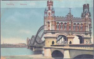Hamburg Germany  Norderelbe (Northern Elbe)  DESTROYED IN WORLD WAR II1910s