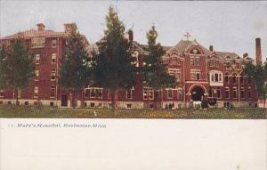 Minnesota Rochester Mary's HOspital