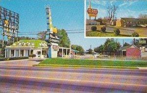 Tennessee Nashville Alamo Plaza Hotel Courts