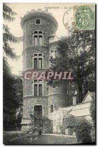 Old Postcard Robinson Tower