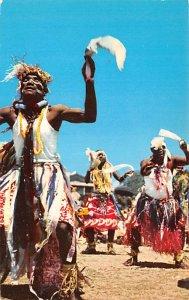 Native Dance Noumea Unused