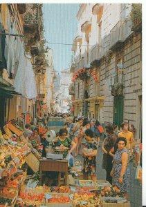 Italy Postcard - Sorrento - A Typical Street - Ref TZ2886