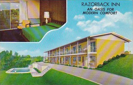 Arkansas Hardy Razorback Inn