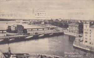 STOCKHOLM , at Malarsidan , Sweden , PU-1914