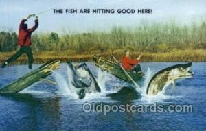 Fishing Unused
