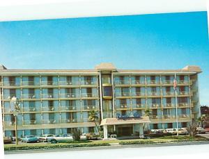 La Joila California Royal Inn Hotel MIKIS Restaurant 5 Floors  Postcard # 8321